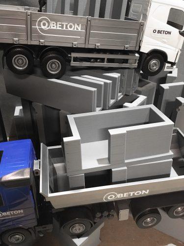 OBETON 3D print