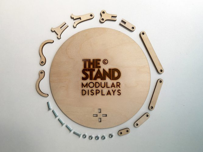 custom toy stand